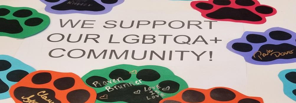 LGBTQA Events PSNK