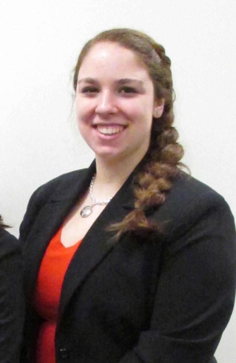 Lysnie, an EMET student