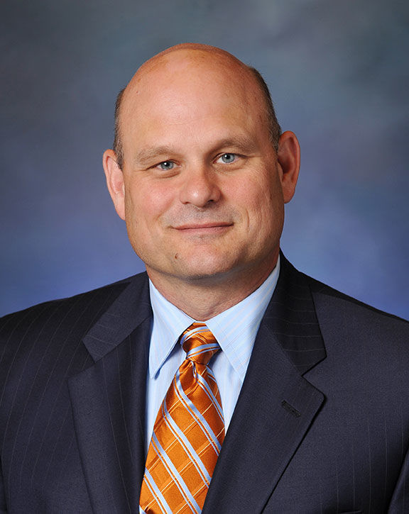 Photo of Dr. Kevin J.G. Snider, Chancellor