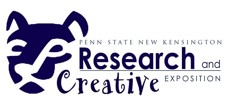 Penn State New Kensington Research and Creative Expo logo