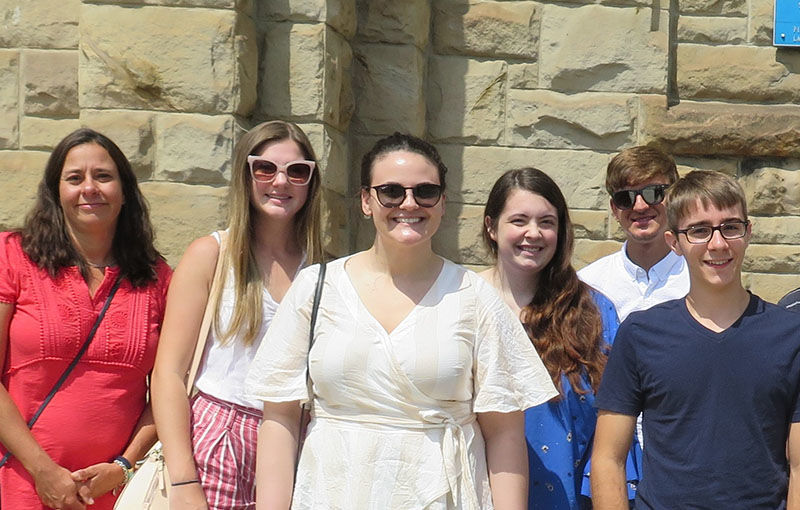 Honors Program trip to St. Anthony Chapel