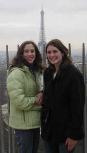 Students in Paris